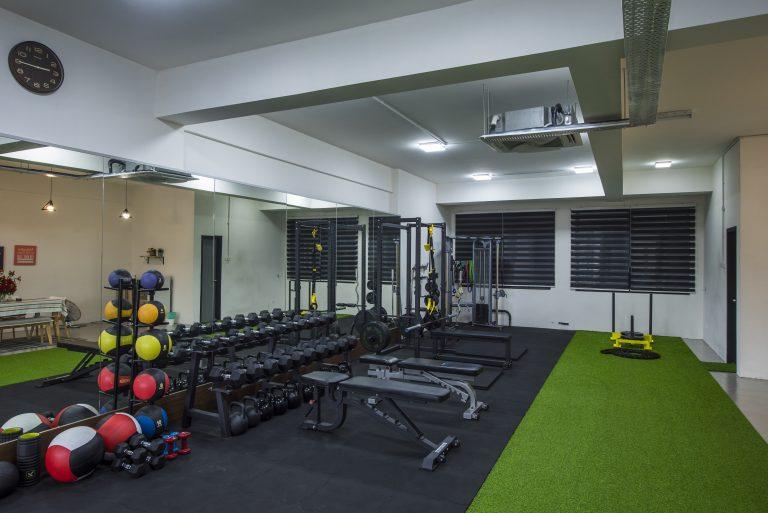 Alvin Netto Fitness Studio, Personal Training Kajang